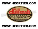 Paul Dunstall Special Tank and Fairing Transfer Decal DDUN4-5